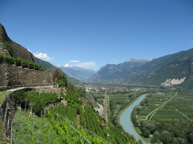 Rhône3-ces si chères terres agricoles